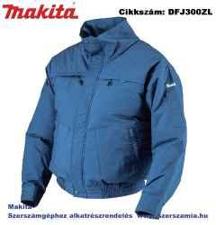 MAKITA 10,8-18V CXT, LXT Li-Ion hűthető kabát csiszoláshoz Z méret: L plusz BL1830