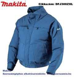 MAKITA 10,8-18V CXT, LXT Li-Ion hűthető kabát csiszoláshoz Z méret: XL plusz BL1830