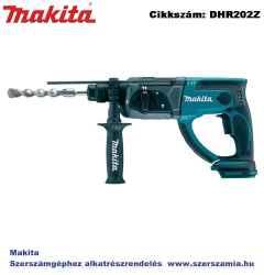 MAKITA 18V LXT Li-Ion 2,0J SDS-Plus fúró-vésőkalapács Z