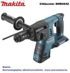 MAKITA 2x18V LXT Li-Ion 2,5J SDS-Plus fúró-vésőkalapács cst Z