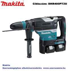MAKITA 2x18V LXT Li-Ion BL 8,0J SDS-Max fúró-vésőkalapács 2x5,0Ah