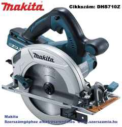 MAKITA 2x18V LXT Li-Ion 190mm körfűrész Z