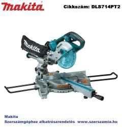 MAKITA 2x18V LXT Li-Ion BL 190mm gérvágó 2x5,0Ah