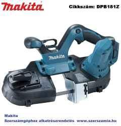 MAKITA 18V LXT Li-Ion szalagfűrész v: 64mm Z