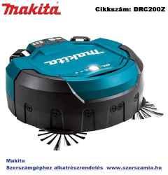 MAKITA 2x18V LXT Li-Ion BL robotporszívó 500m2 Z