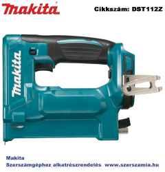 MAKITA 18V LXT Li-Ion kapcsozó sz:10mm h:7-10mm Z