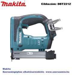 MAKITA 18V LXT Li-Ion kapcsozó sz:10mm h:10-22mm Z