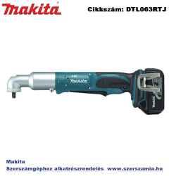 MAKITA 18V LXT Li-Ion 60Nm sarok-ütvecsavarbehajtó 3/8col 2x5,0Ah