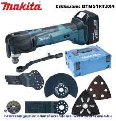 MAKITA 18V LXT Li-Ion multifunkciós gép készlet