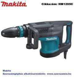 MAKITA 1510W 19,1J SDS-Max vésőgép 9,7kg