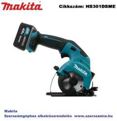 MAKITA 10,8V CXT Li-Ion 85mm körfűrész 2x4,0Ah