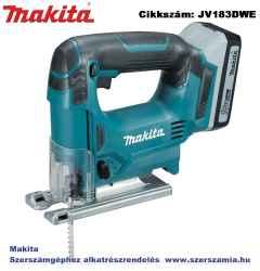 MAKITA 18V G Li-Ion 65mm szúrófűrész 2x1,3Ah