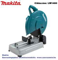 MAKITA 2200W 355mm gyorsdaraboló