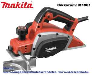 MAKITA Makita MT 580W 82mm gyalu