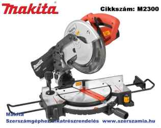 MAKITA Makita MT 1500W 255mm gérvágó