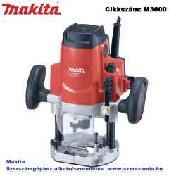 MAKITA Makita MT 1650W 12mm felsőmaró