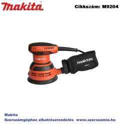 MAKITA Makita MT 240W 123mm excentercsiszoló
