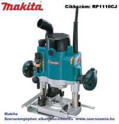 MAKITA 1100W 8mm felsőmaró 0-57mm, ford.