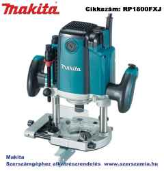 MAKITA 1850W 12mm felsőmaró 0-70mm