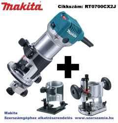 MAKITA 710W 6/8mm élmaró készlet