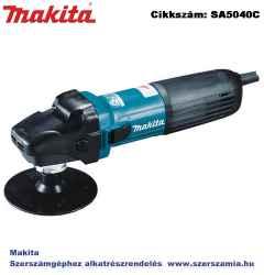 MAKITA 1400W 125mm csiszológép 2000-7800 f/p