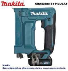MAKITA 10,8V CXT Li-Ion akkus kapcsozó 2x2,0Ah