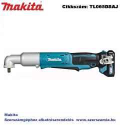 MAKITA 10,8V CXT Li-Ion 60Nm sarok ütvecsavarbehajtó 3/8col 2x2,0A