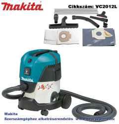 MAKITA 1000W 216 m3/h száraz-nedves porszívó 20l L