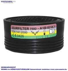 A1B1E1K1 Szűrőbetét, szerves-szervetlen, sav, ammónia, 2db / csomag