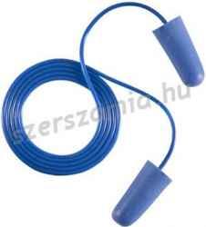 EARLINE Kék zsinóros füldugó SNR 36DB, 150db / doboz