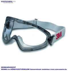 3M Zárt védőszemüveg polikarbonát, 1 darab