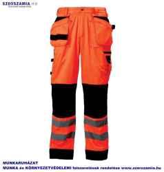 FLUO PATROL XTRA deréknadrág narancssárga/fekete, méret: XXXL, KIFUTÓ termék 1 darab