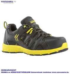 MOVE Lemon cipő S3 SRA, sárga, aluminium lábujjvédő, méret: 38, 1 pár