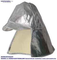 Aluminizált sisakkámzsa 20K, 1 darab