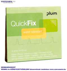 PLUM Quickfix ragtapasz utántöltő vízálló 45db-os, 1 darab