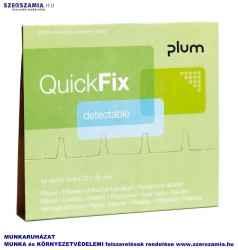 PLUM Quickfix ragtapasz utántöltő fémszálas 45db-os, 1 darab