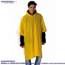 Kariban eső elleni poncho, citromsárga, egy méret