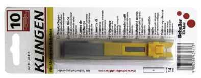 Pótpenge univerzális kaparóhoz (43410-hez), adagolóban, SB 10 Toco Pro Ran 10db