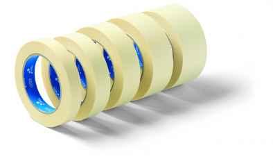 Festőszalag, ipari kiszerelés, címke nélkül BlueCore 100mmx50m Ind