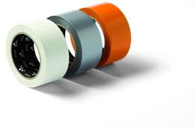 Maszkolószalag, PVC, sima, fehér PVC Mask G 50mmx33m white