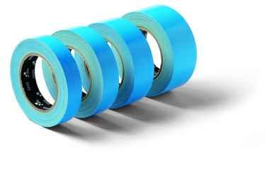 Maszkolószalag, szövetbetét PE bevonattal Blue Mask 25mmx25m