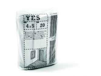 Takarófólia, újrahasznosított LDPE YES SL 4x5m