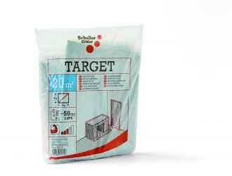 Takarófólia, LDPE, áttetsző, opálos Target S50 4x5m