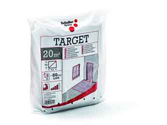 Takarófólia, újrahasznosított LDPE Target S80 4x5m