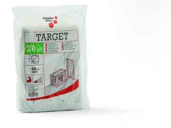 Takarófólia, LDPE, áttetsző, opálos Target S30 4x5m