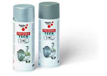 Világos Prisma Tech Zinc 400ml