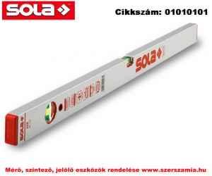Alu-vízmérték AZB 20 SOLA