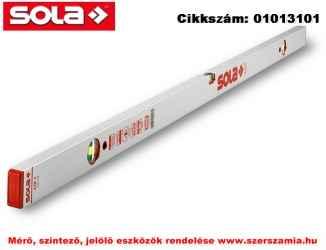 Alu-vízmérték AZB3 80 SOLA