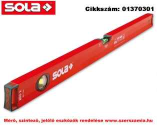 Alu-vízmérték X-Profil BigX 60 SOLA