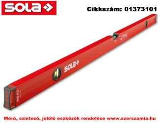 Alu-vízmérték X-Profil BIGX3 120 SOLA
